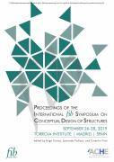 Proceedings of the International FIB Symposium on Conceptual Design of Structures,  September 26-28, 2019, Madrid, Spain