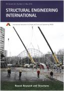 Structural Engineering International / May 2016