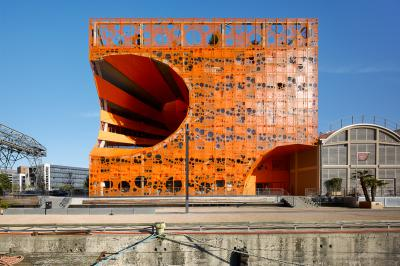 """The """"cube orange"""""""