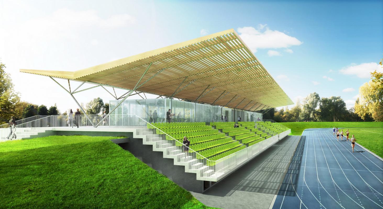 Faisanderie Sports Centre