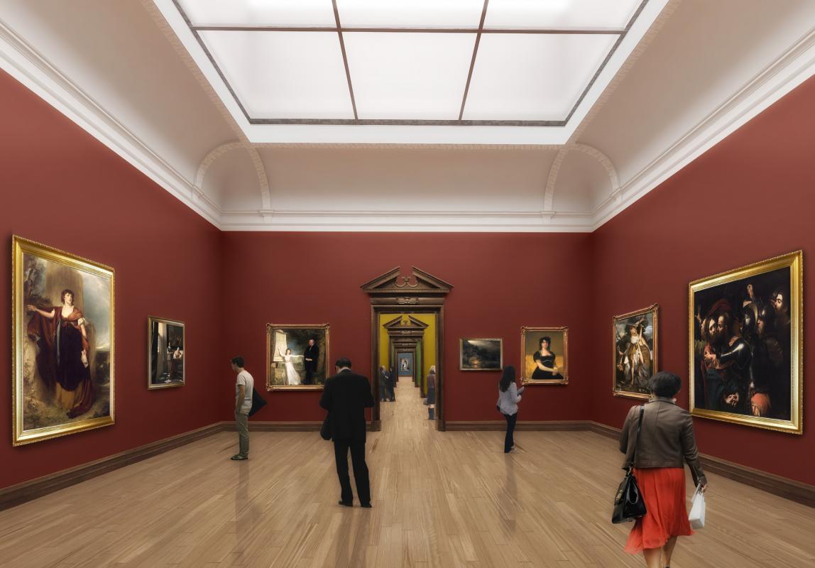 National Gallery Of Ireland Tess