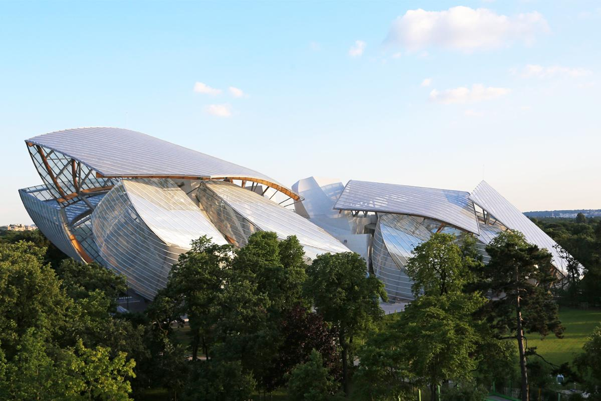 Fondation louis vuitton tess - Comment aller au jardin d acclimatation ...