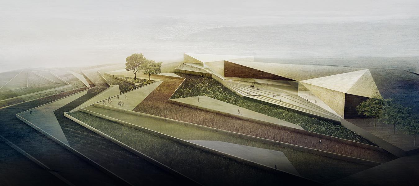 Image de synthèse du projet