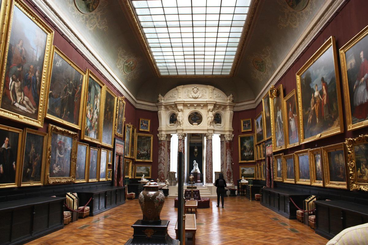 Galerie de Peintures du Château de Chantilly