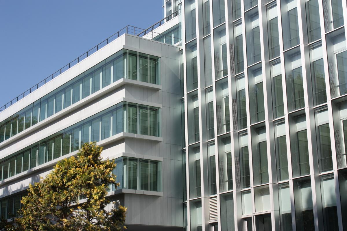 Les 2 types de façades: verticales et horizontales
