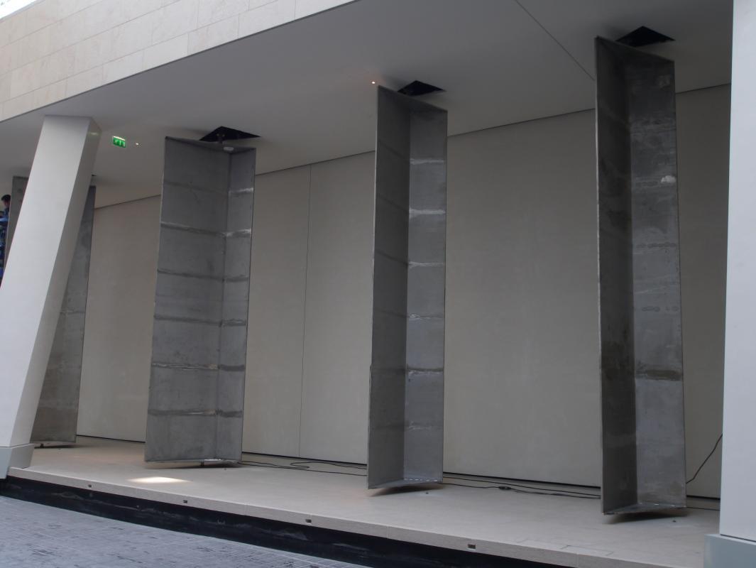 Structure des colonnes.