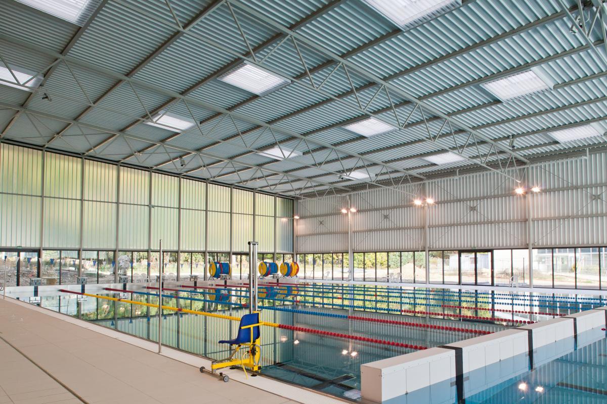 Campus Sportif Du C N S D Tess   Piscine Faisanderie Fontainebleau .